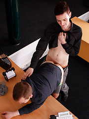 Getting Some Office Cock